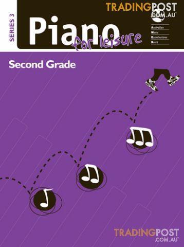 3. AMEB Piano for Leisure - Grade Books - Series 3