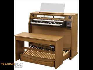 Allen Organ Historique II