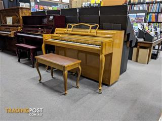 Yamaha Spinet Piano S5D French Provincial 1977