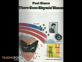 Paul Simon- There Goes Rymin' Simon