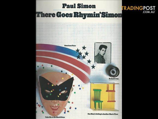 Paul Simon- There Goes Rymin' Simon