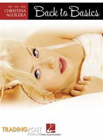 Christina Aguilera - Back to Basics PVG