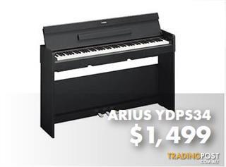 ARIUS - Yamaha Digital Piano YDP S34