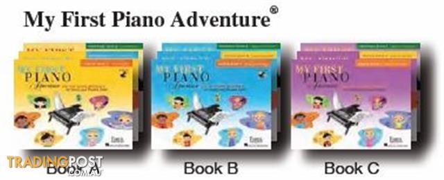 Piano Adventure: My First Piano Adventure
