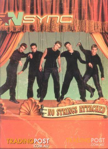 Nsync - No Strings Attached (pvg)