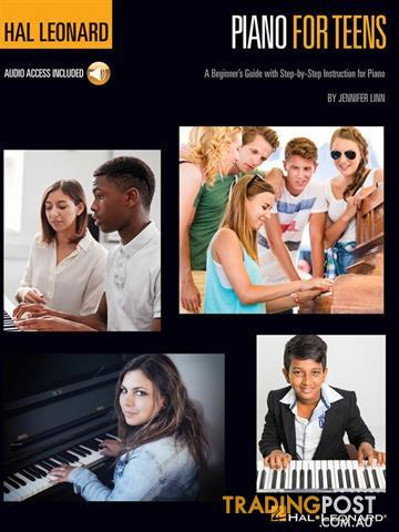 Hal Leonard Piano for Teens Method