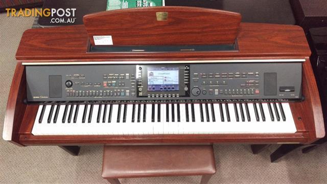 Yamaha Clavinova Digital Piano CVP307 Mahogany