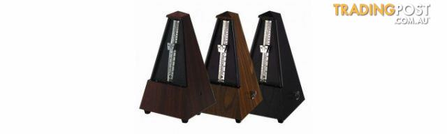Wittner Metronome 816K - Walnut - with Bell