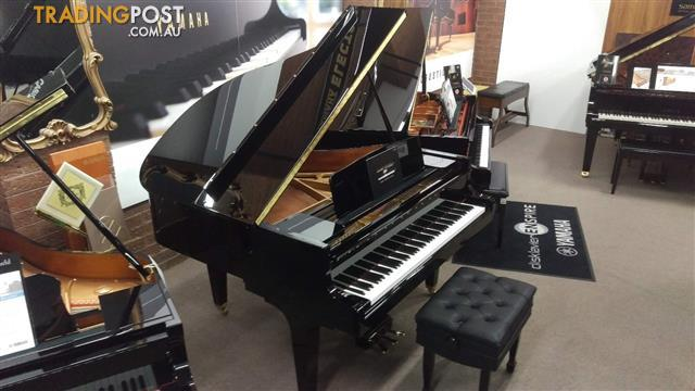 Kawai 150cm Grand Piano GM-10 Ebony Polished Finish ~ Now Sold