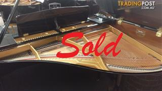 Kawai 150cm Grand Piano GM-10 Ebony Polished Finish ~ Now Sold