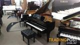 Kawai 150cm Grand Piano GM-10 Ebony Polished Finish