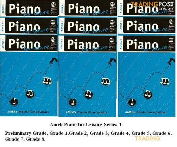 AMEB Piano For Leisure Gr. 5 Series 1