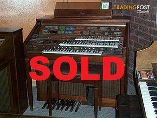 YAMAHA Electone Organ FS70  NOW SOLD