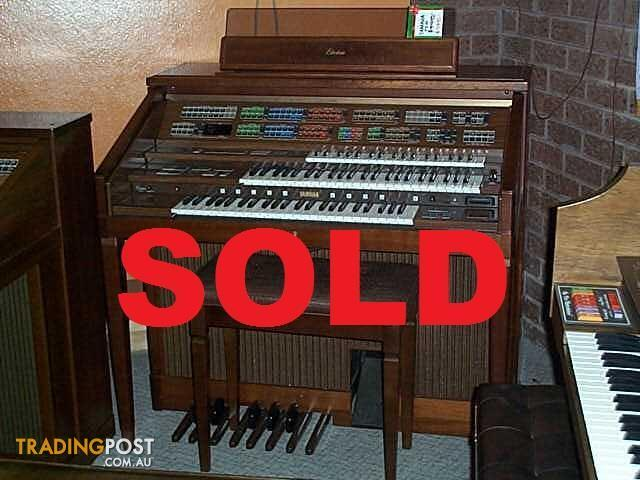 YAMAHA-Electone-Organ-FS70-NOW-SOLD