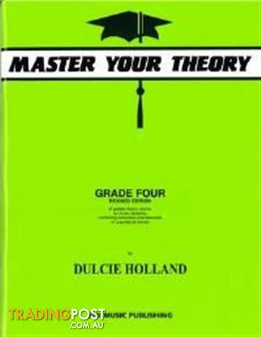 Master Your Theory | Grade 1|7 (Individual Purchase) for sale in ...