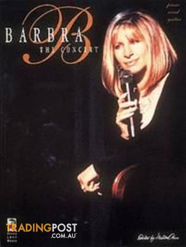 Barbra Streisand - The Concert PVG
