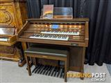 Yamaha Electone AR100 Organ and bench