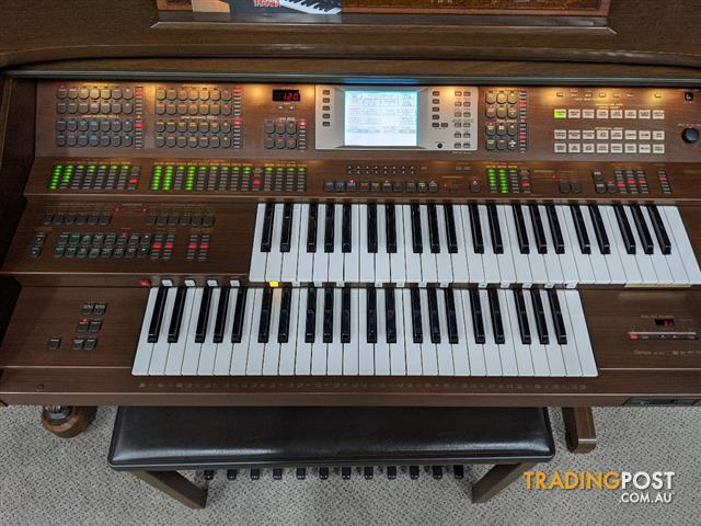 Yamaha Electone AR100 Organ and bench ~ Now Sold