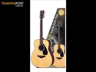 YAMAHA GIGMAKER 700 Acoustic Guitar Pack