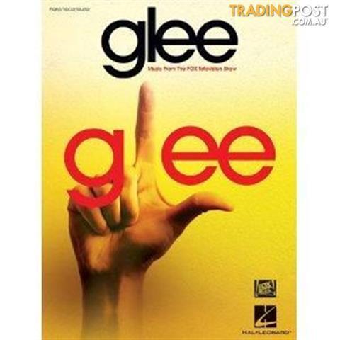 PRINT MUSIC Glee Piano
