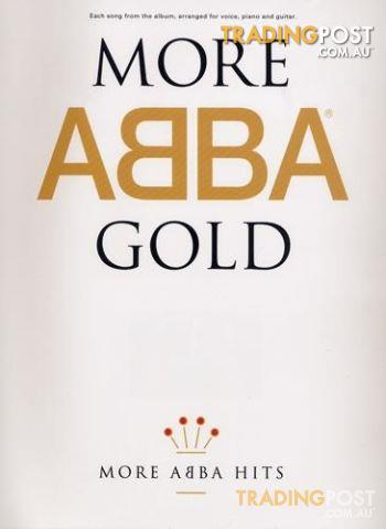 Abba - More Gold (Hits) PVG