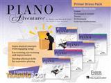Piano Adventures Primer Bravo Pack