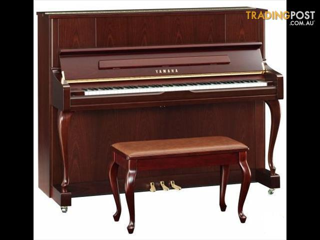 Yamaha upright piano u1j cp 121cm u1 series for sale in for Yamaha b series piano