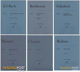 Urtext edition Classical Music
