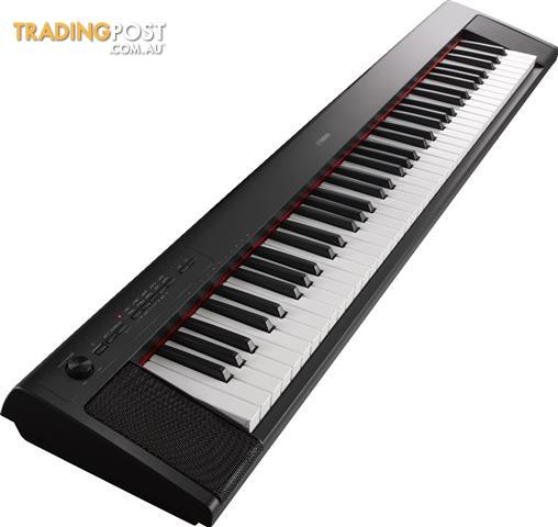 Yamaha Piaggero NP-32 ~ 76-note Keyboards with Piano-Style Keys