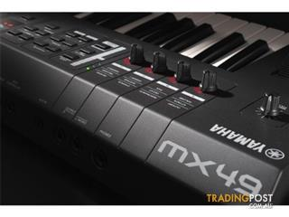 Yamaha MX Synthesizers MX49_BK