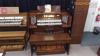 Allen Organ Classical | Model ADC3160 DKT Drawknob