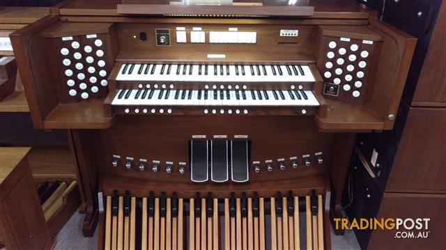 Allen Organ Classical | Model ADC3160 DKT Drawknob