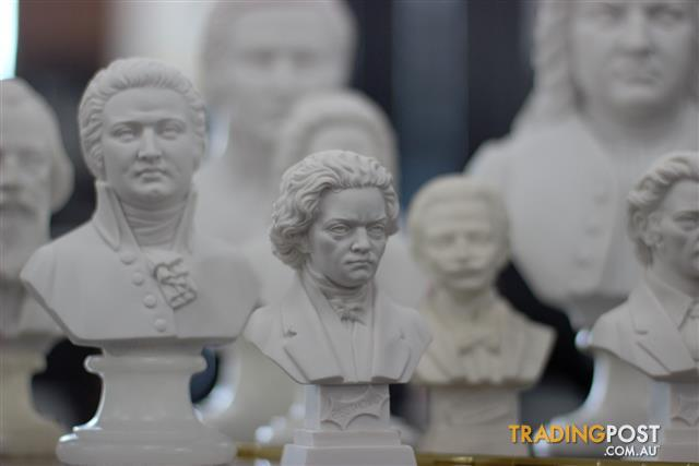 Beethoven Bust - 11cm