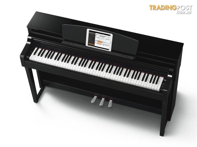 Yamaha Clavinova Digital Piano CSP 170 - Polished Ebony