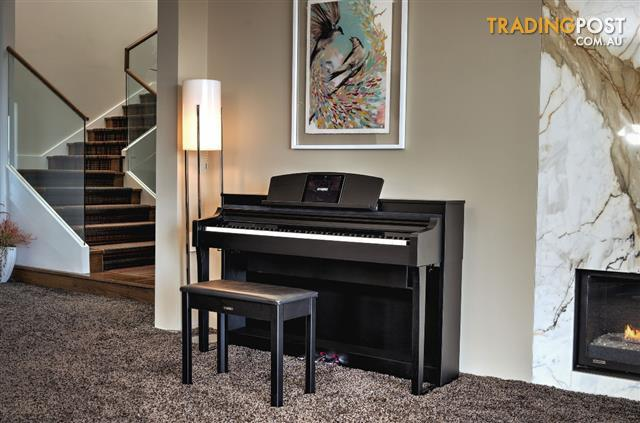 Yamaha Clavinova Digital Piano CSP 170 - Polished Ebony