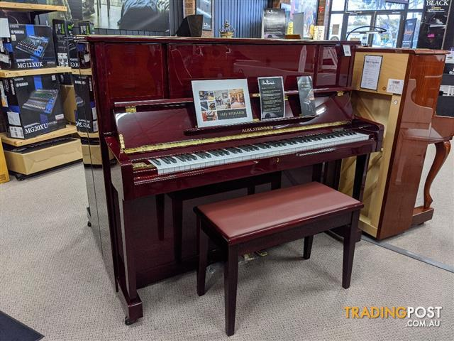 Alex Steinbach Recital Upright JS125 Acoustic Piano