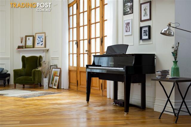 Yamaha Hybrid AvantGrand N1X Piano Polished Ebony