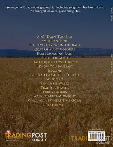 Eva Cassidy - Fields Of Gold pvg