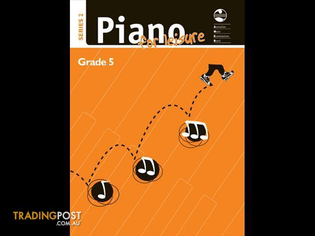 AMEB Piano For Leisure Gr. 5 Series 2