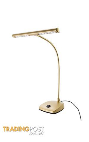 LED Piano Lamp / Light by Konig & Meyer