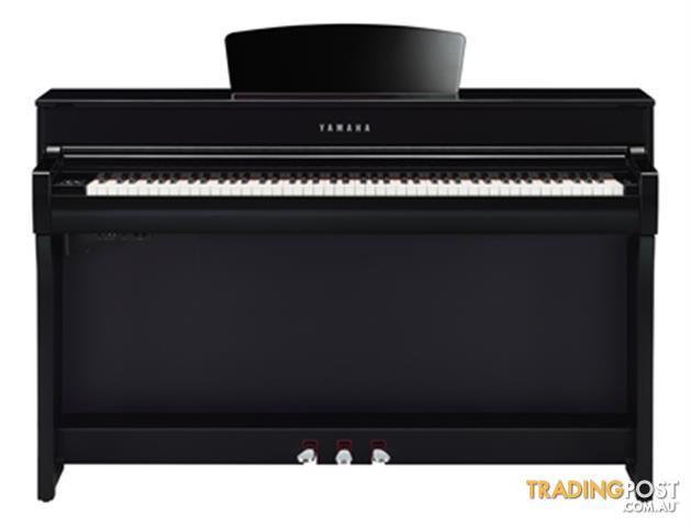 Yamaha Clavinova Digital Piano - CLP735 New in Polished Ebony
