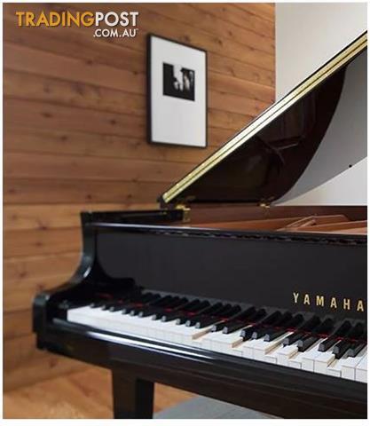 Yamaha Disklavier Grand Piano on GB1 ( DGB1K ENST )