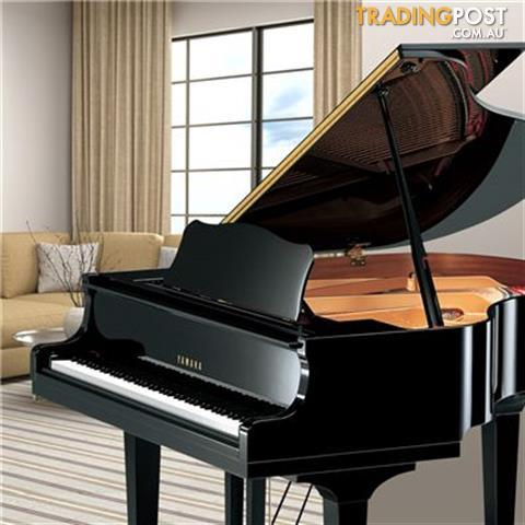 Yamaha Disklavier Grand Piano on GB1 ( DGB1K ENST )