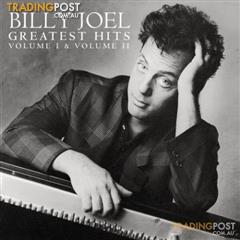 Billy Joel - Greatest Hits Volume 1 & 2