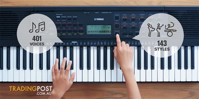Yamaha E-Series PSR E273 Portable Keyboard