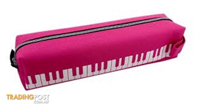 Music Themed Keyboard  Pencil Case