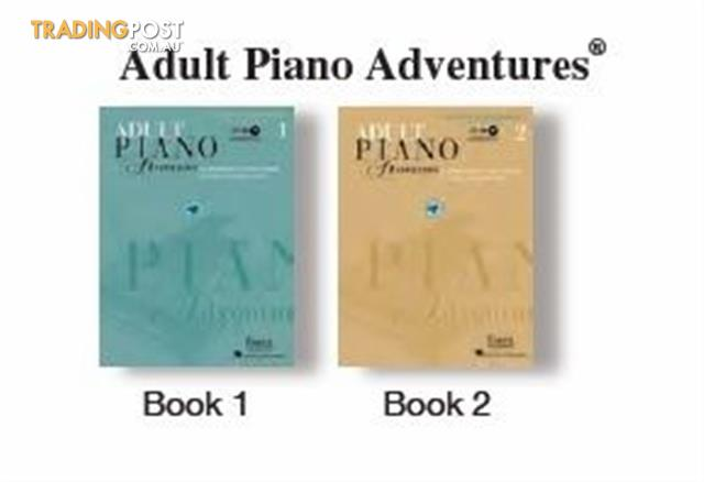 Piano Adventure Adult