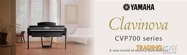 Yamaha Clavinova CVP705B Digital Piano CVP700 series