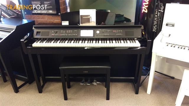 New yamaha clavinova cvp705 digital piano cvp700 series for Yamaha clavinova cvp 87a for sale