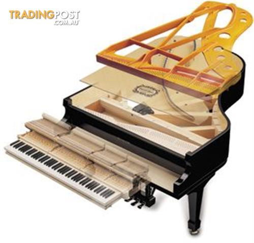 PIANOS SAMICK GRANDS  THE NSG 186  PERFORMANCE Series